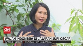 VIDEO: Amelia Hapsari, Wajah Indonesia di Jajaran Juri Oscar