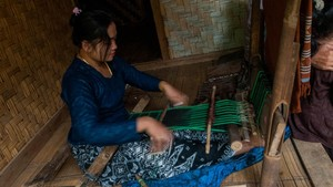 Wisatawan Lokal Mulai Ramai Kunjungi Pemukiman Suku Baduy
