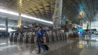 Polisi Selidiki Foto Diduga Tentara Asing di Bandara Soetta