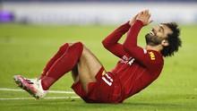 FOTO: Rekor 250 Gol Trio Salah, Firmino, Mane di Liverpool