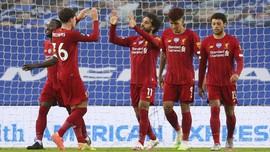 Liverpool Kejar Rekor 100 Poin, Tiga Lawan Berat Menanti