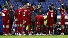 Rekor Liverpool di Anfield Rusak, Gagal Menang Usai 527 Hari
