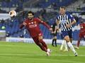 Salah Dua Gol, Liverpool Kalahkan Brighton