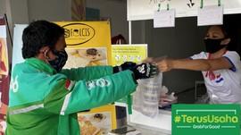 Program #TerusUsaha Grab Dorong Daya Saing UMKM Bandarlampung