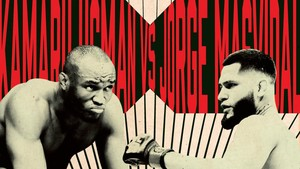 INFOGRAFIS: Tale of The Tape Kamaru Usman vs Jorge Masvidal