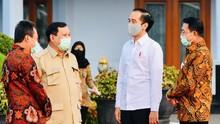 PKS Minta Jokowi Kaji Ulang Prabowo Pimpin Lumbung Pangan