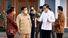 Jokowi Ungkap Alasan Tunjuk Prabowo di Proyek Food Estate