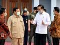 Jokowi dan Prabowo Tinjau Food Estate di Kalimantan Tengah