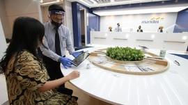 Bank Mandiri Hadirkan Kantor Cabang Modern Edukatif