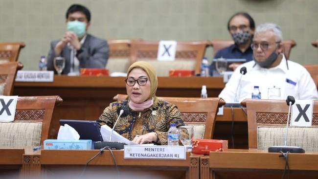 Menaker Ungkap 6 Provinsi yang Naikkan UMP pada 2021