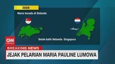 VIDEO: Kronologi Pelarian Maria Pauline Lumowa