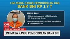 VIDEO: Jejak Kasus Pembobolan Bank BNI Maria Lumowa