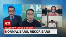 VIDEO: Normal Baru, Rekor Baru