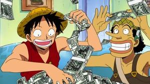 Review Manga: One Piece 1001