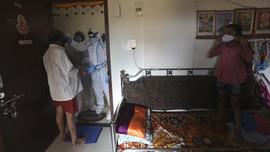 Kasus Covid-19 Nyaris 1 Juta, India Kembali Lockdown