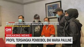 VIDEO: Profil Tersangka Pembobol BNI 1,7 T Maria Lumowa