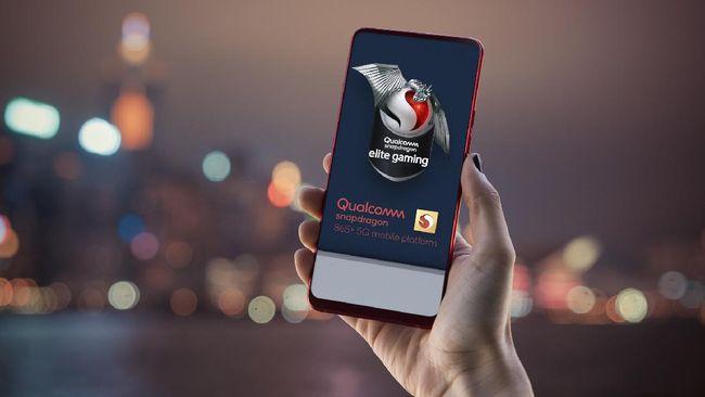 Qualcomm meluncurkan prosesor flagship Snapdragon 865 Plus yang mendukung jaringan 5G.