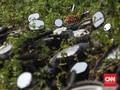 FOTO: Kuburan Sepeda Motor di Bekasi