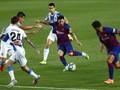 Espanyol Perpanjang Rapor Buruk Messi di Liga Spanyol