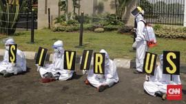 PPP Protes Fasilitas Isolasi Covid DPR di Hotel Bintang 3