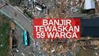 VIDEO: Hujan Lebat Terus Mengguyur, 59 Warga Tewas