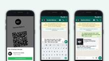 Cara Menggunakan Barcode untuk WhatsApp Bisnis