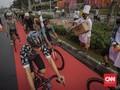 Anies Usul Sepeda Model Road Bike Boleh Masuk Tol Dalam Kota