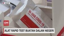 VIDEO: Alat Rapid Test Buatan Dalam Negeri