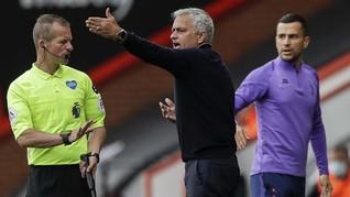 Mourinho Soal Man City Lolos Sanksi: Keputusan Memalukan