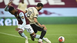 Hasil Liga Inggris: Man United Kalahkan Aston Villa 3-0