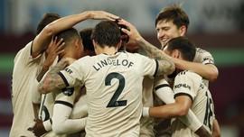Manchester United Ciptakan Sejarah Menang Besar