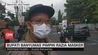 VIDEO: Bupati Banyumas Pimpin Razia Masker