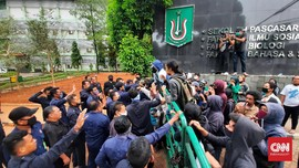 Buntut Demo UKT, Unas Laporkan Mahasiswa ke Polisi