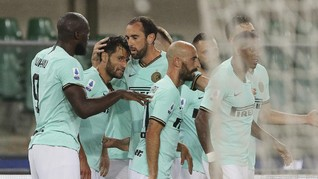 Klasemen Liga Italia: Inter Milan Terlempar dari Tiga Besar