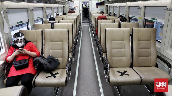 PT KAI mencatat telah memberangkatkan 104.432 penumpang dari wilayah Jakarta dan sekitarnya sejak 18 Desember hingga hari ini saat libur Nataru.