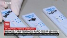 VIDEO: Menkes: Tarif Tertinggi Rapid Tes Rp 150 Ribu
