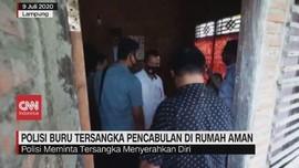 VIDEO: Polisi Buru Tersangka Pencabulan di Rumah Aman