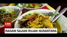 VIDEO: Ragam Sajian Rujak Nusantara