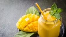 Resep Praktis: Mango Tango Segar Penambah Energi
