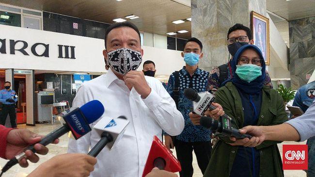 Gerindra menyatakan pengganti Edhy Prabowo sebagai Menteri KKP usai ditangkap KPK menjadi hak prerogatif Presiden Jokowi.