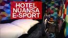 VIDEO: Hotel Bertema E-Sport Siap Sambut Pelanggan