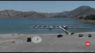 VIDEO: Penampakan Naya Rivera sebelum Hilang di Danau