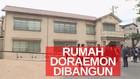 VIDEO: Rumah Komikus Doraemon dan Astro Boy Dibangun Kembali