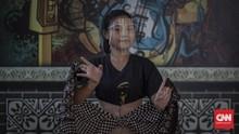 FOTO: Kibas Selendang Sanggar Tari Tak Mati Ditelan Pandemi