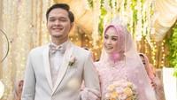 <p>Pasangan ini kemudian menikah pada 16 September 2018 silam. (Foto: Instagram @anisarahma_12)</p>