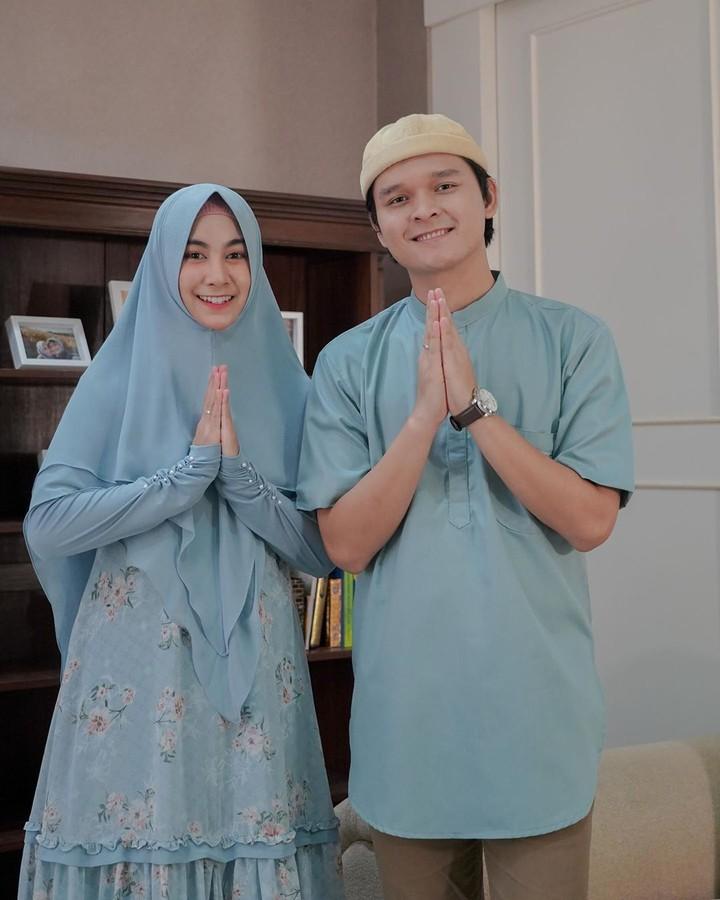 Anisa Rahma dan suami