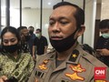 Polri Bantah Video Viral Polisi Menyamar Massa Aksi Mahasiswa