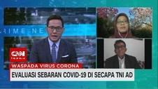 VIDEO: Evaluasi Sebaran Covid-19 di Secapa TNI AD