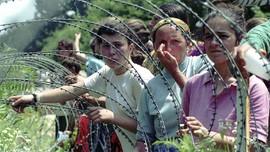 Bosnia Peringati 25 Tahun Pembantaian Muslim di Srebrenica