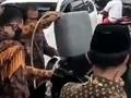 Alasan Mobil Cadangan Wapres Isi Bensin di Pinggir Jalan